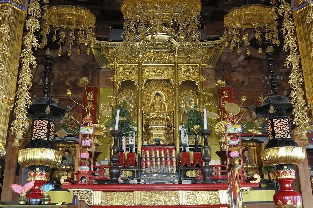 円性寺法堂