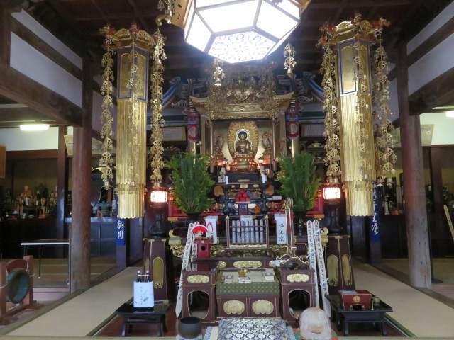 無量寺法堂