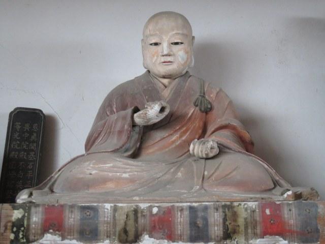 観音寺城弘法