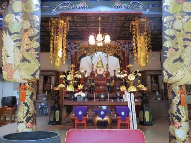 明栄寺法堂