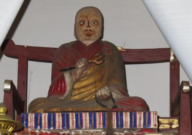 潮深寺弘法