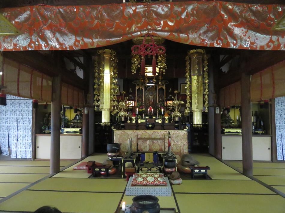 九品寺本尊