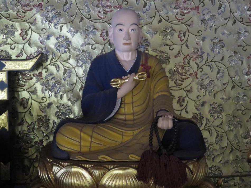 龍雲寺弘法