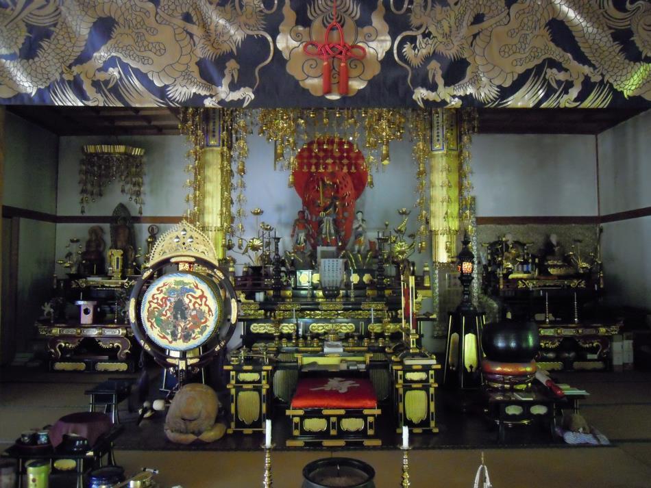 龍雲寺法堂