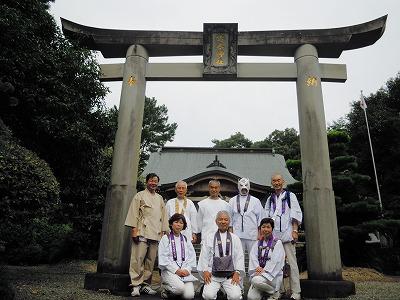 歩き 鈴木神社