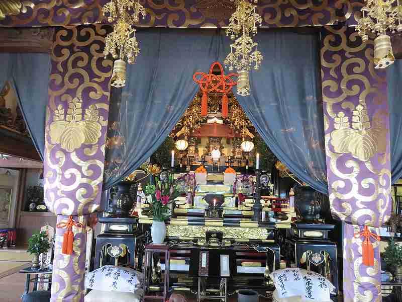 東明寺法堂