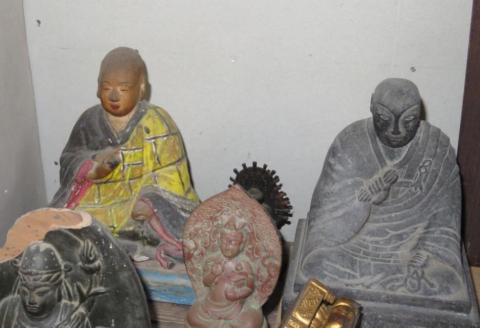 東明寺弘法