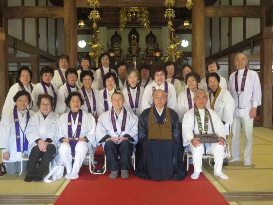 東向寺巡拝2