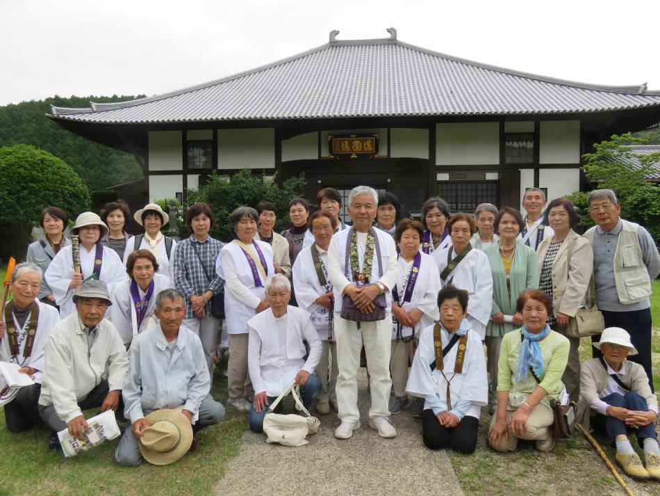 東向寺参拝
