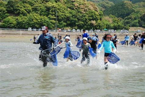 2021 「仕切り網漁体験」の開催中止について