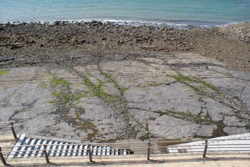まぐろ石の浜
