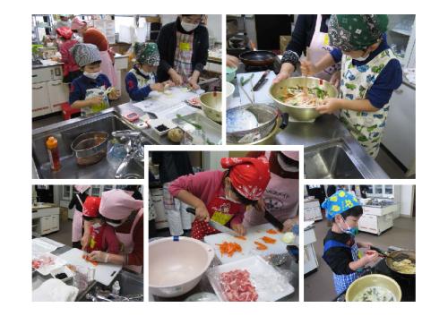 栖本202011料理教室写真集合画像3