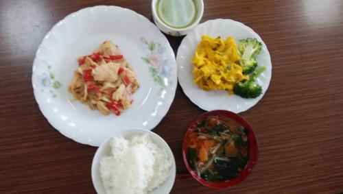 亀場地区 下浦男料理教室報告書1