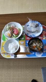 本渡分会 北地区料理教室報告3