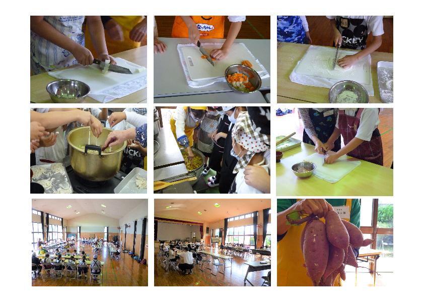 亀場小学校実習風景画像2