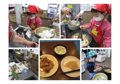 栖本分会おやこ料理教室画像2