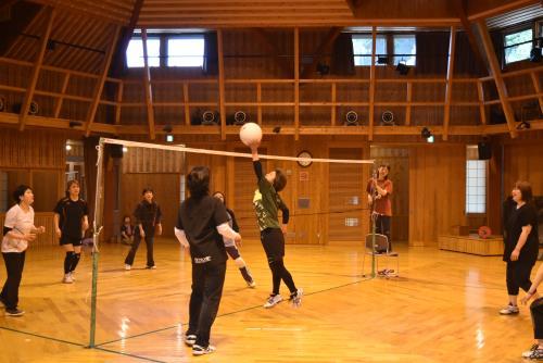 20190623球技大会女2