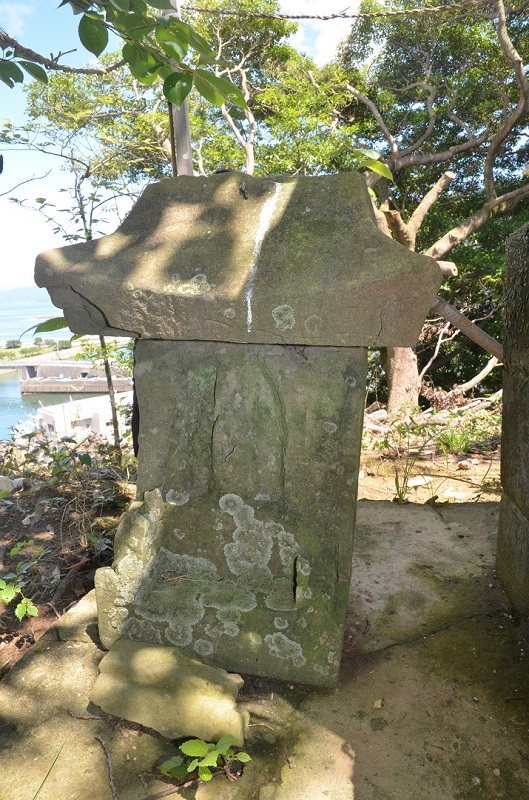 若宮・蔵人行綱の墓