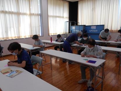 折り紙教室 2