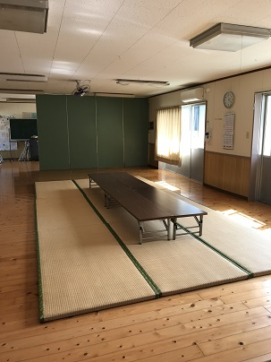 片付いた部屋 1