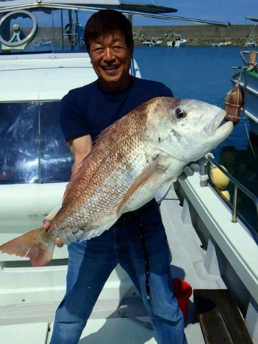 95cm鯛2