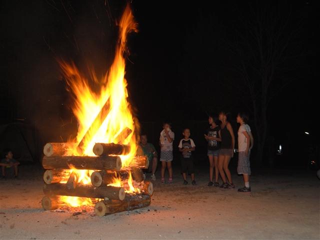 キャンプ炎58