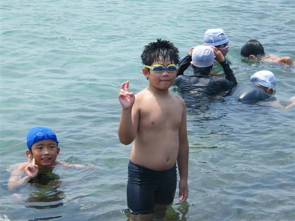 12 海水浴2