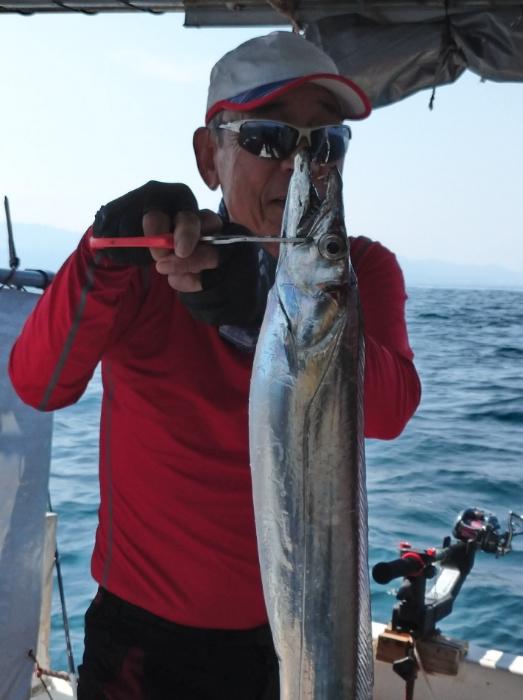 タチウオテンヤ釣り
