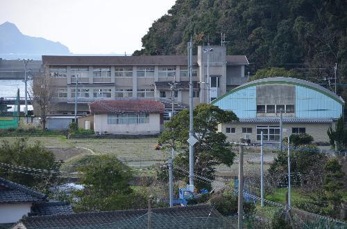 旧大江中学校