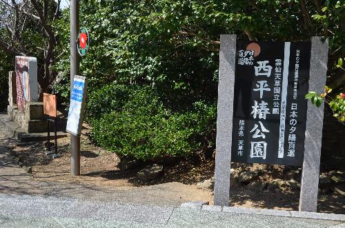 西平椿公園1