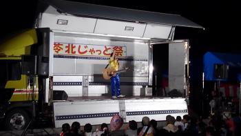 慶徳二郎ステージショー