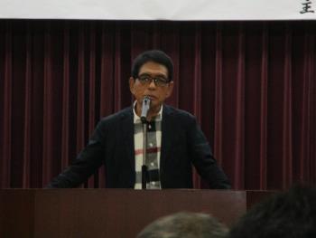 角上魚類ホールディングス(株) 代表取締役社長 栁下浩三様