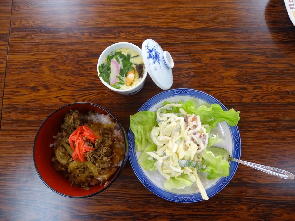 男の料理教室②
